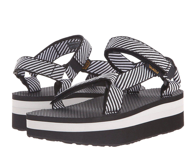 Brands Liquidation Teva Women's Flatform Universal Sandal