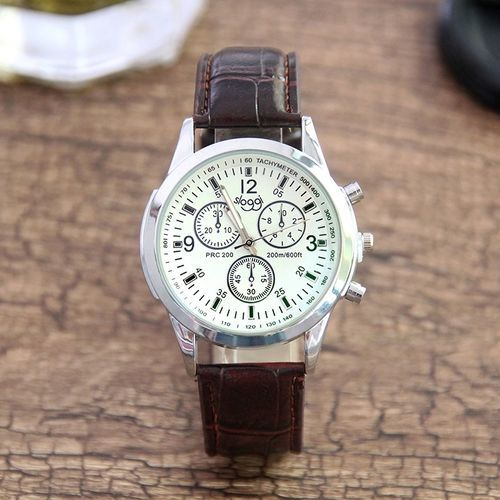 Generic Casual Quartz Men's Wrist Watch Women's Watch Unisex