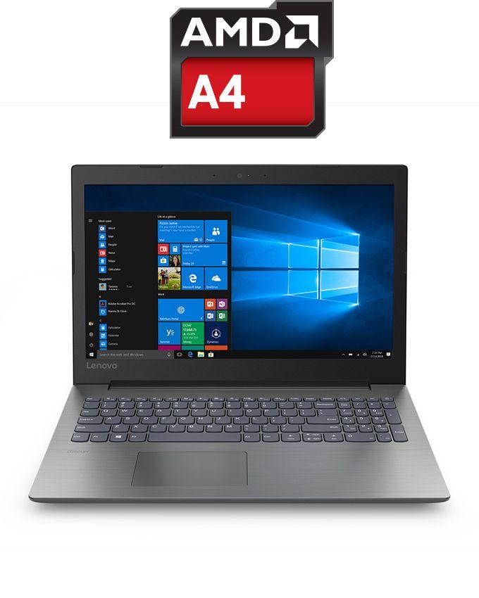 Lenovo Ideapad 330 15ast Laptop Amd A4 4gb Ram 1tb Hdd 15 6 Inch Hd Amd Gpu Dos Onyx Black Price In Egypt Jumia Egypt Kanbkam