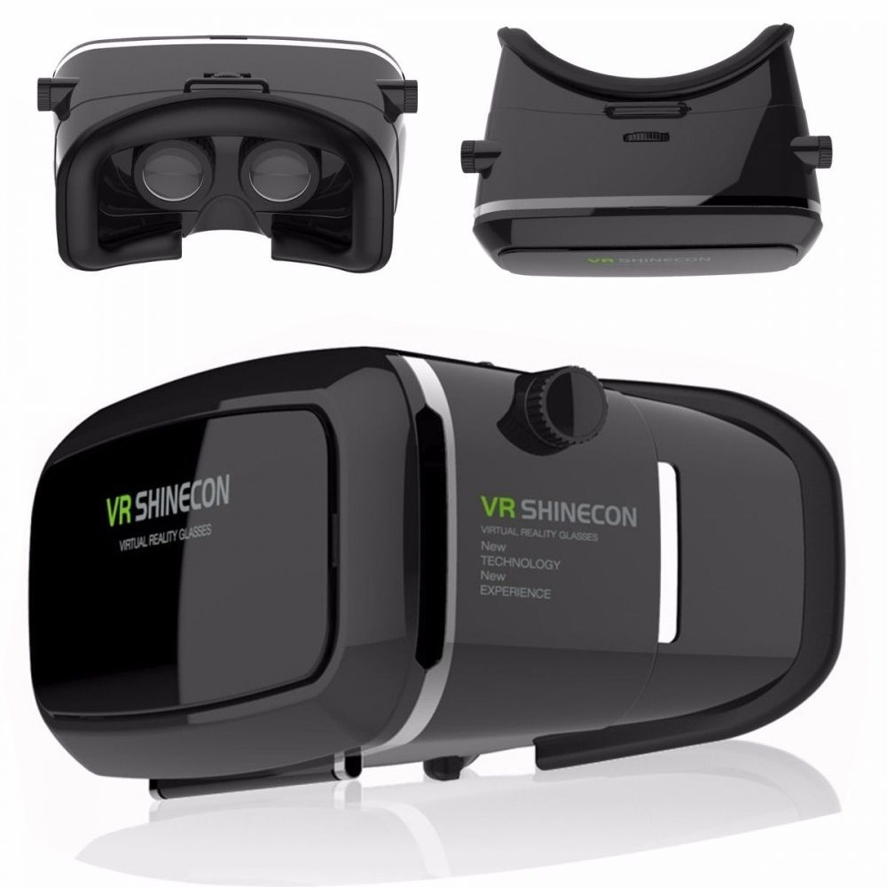 b4fa905b3810 Generic Virtual Reality Vr 3D Imax Video Games Glasses Cardboard For Iphone  6S 6 Plus