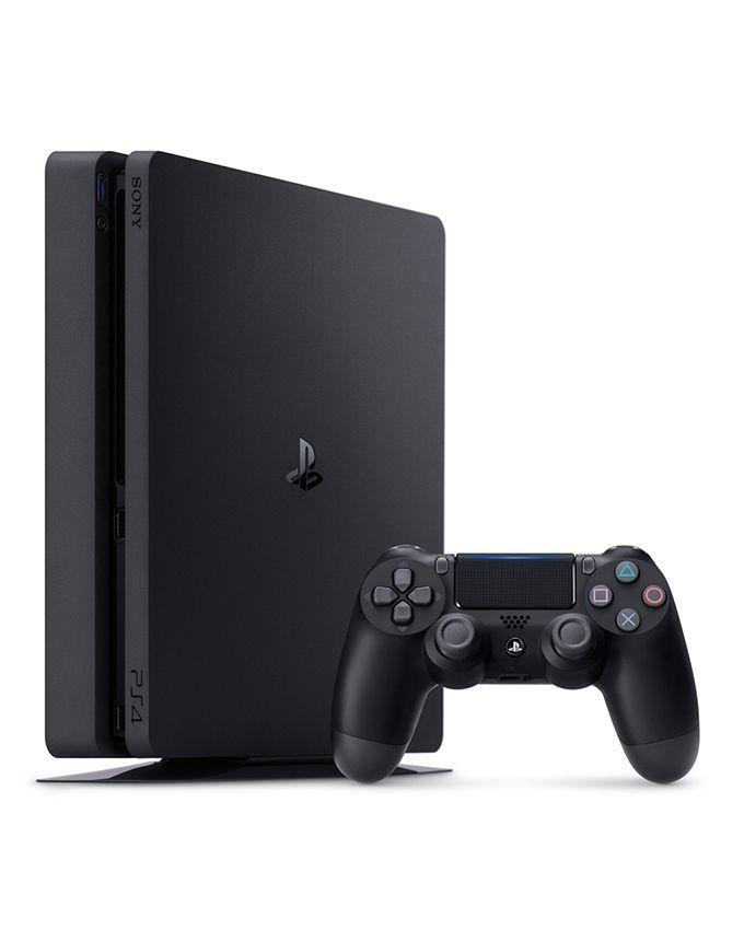 Sony PlayStation 4 Slim - 1TB Gaming Console - Black