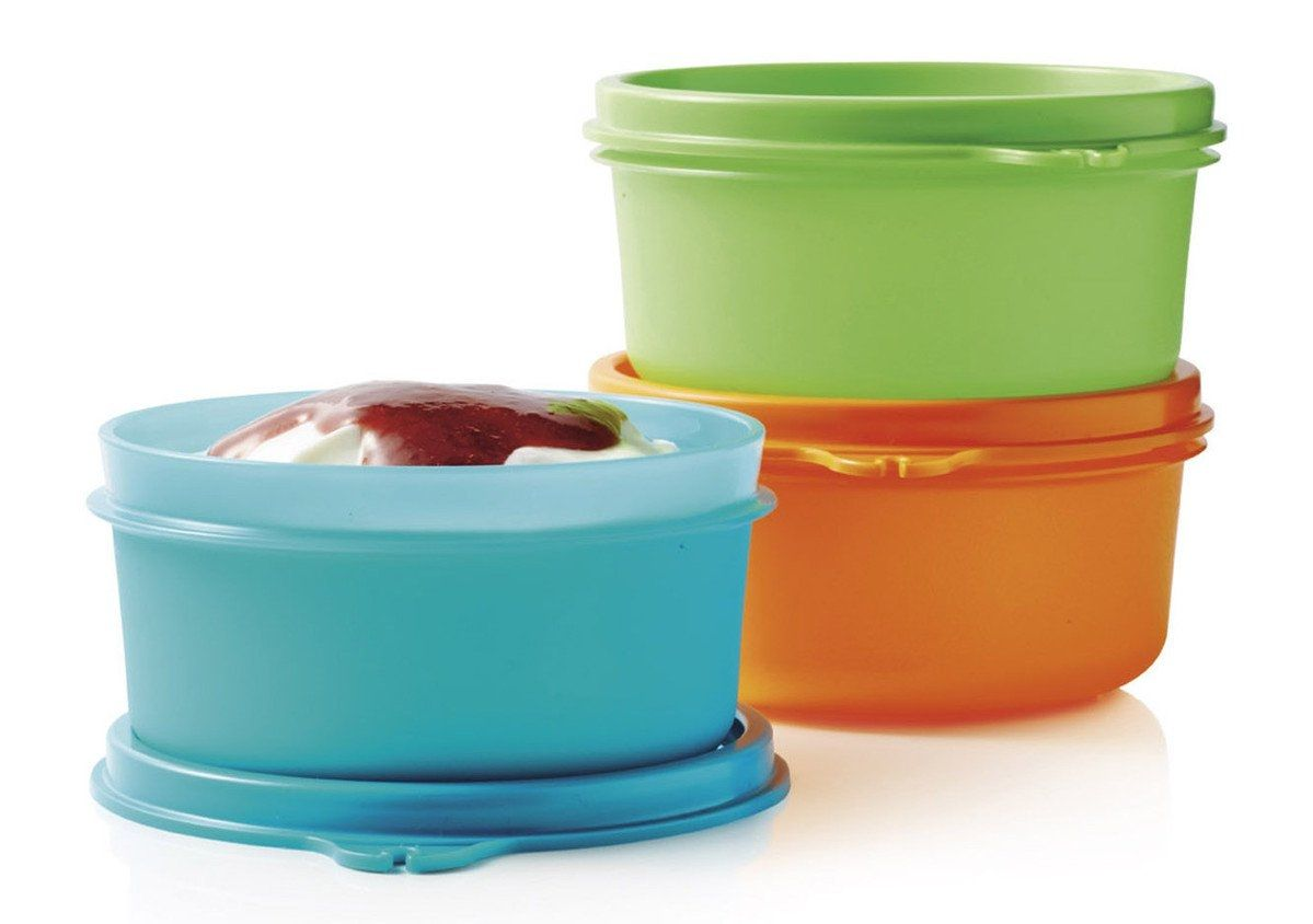 Tupperware Serving Cups Set - 250 ml - 3 Pieces | Kitchenware And ...