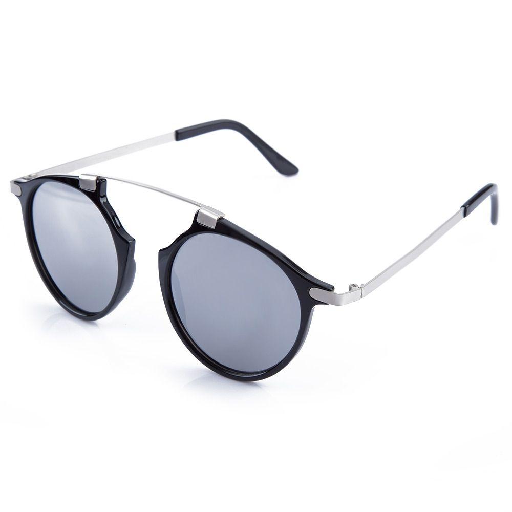 cfc53adab سعر نظارات شمسية دائرية للجنسين من راي بان 4237 601, 30 50 - أسود فى ...