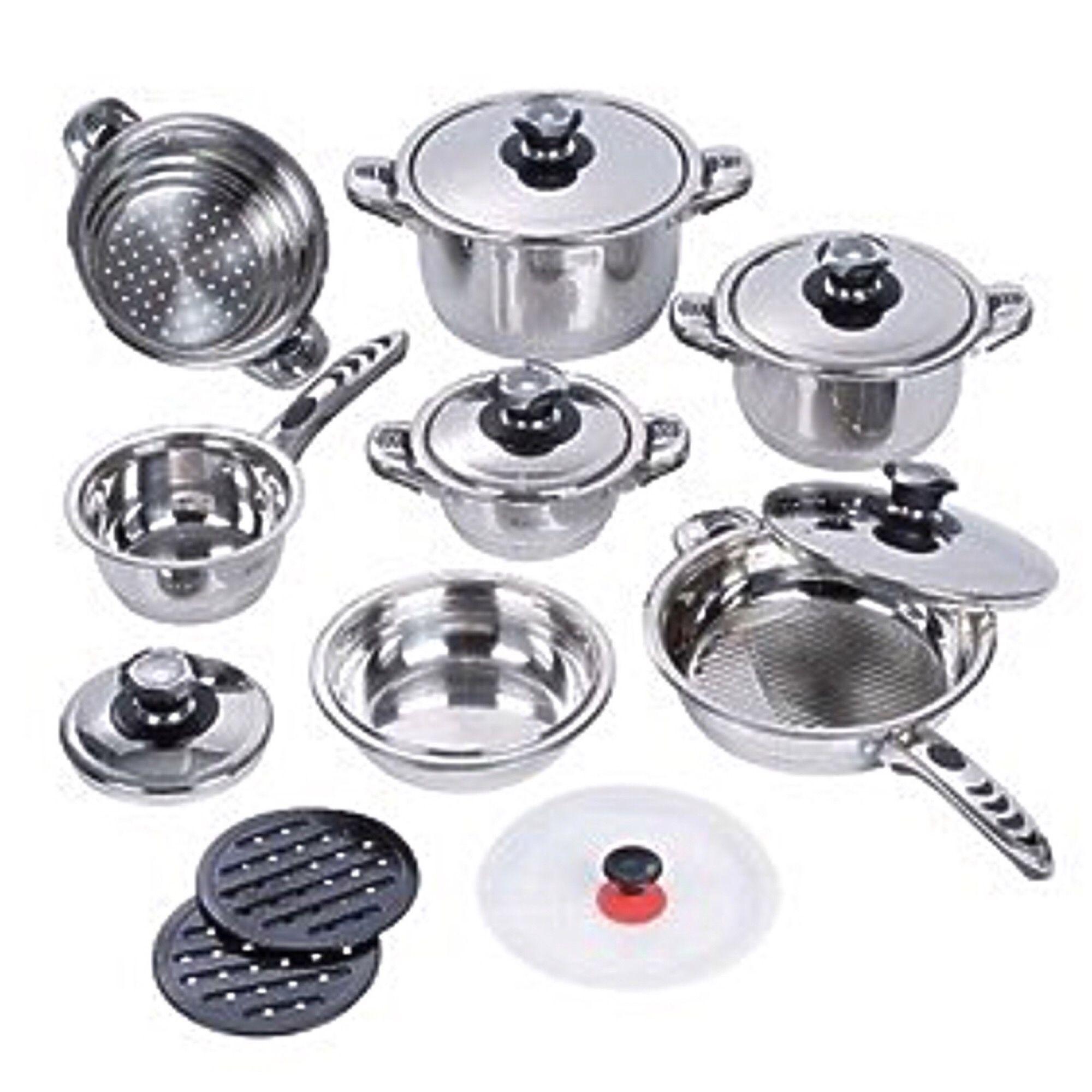 Neoflam Ceramic Cookware Set 10 Pcs Pink Korean