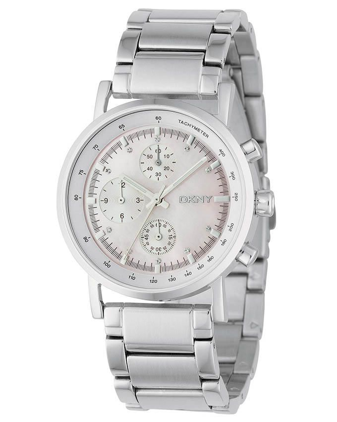 1ee5d098c سعر DKNY Ny4331 Stainless Steel Watch – Silver فى مصر | جوميا ...