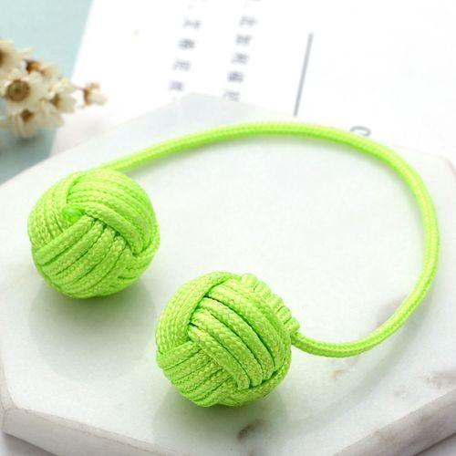 Universal New Toy Begleri Monkey Fist Fidget Toy EDC Finger Skill Toy  Stress Toy Worry Beads e6fb4eabe