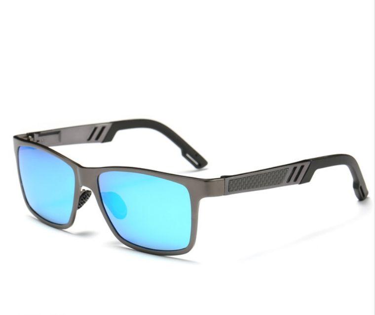 317d08b35 OEM نظارات شمسية للجنسين مصنوع من البلاستيك بولارويد نظارة شمسية مصنوعة من  اللألمنيوم والماغنسيوم