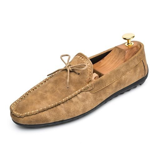 2680a3534 Fashion Men's Summer Driving Casual Boat Shoes Moccasin Slip On  Loafers-Khaki. 444.00 جنية مصرى