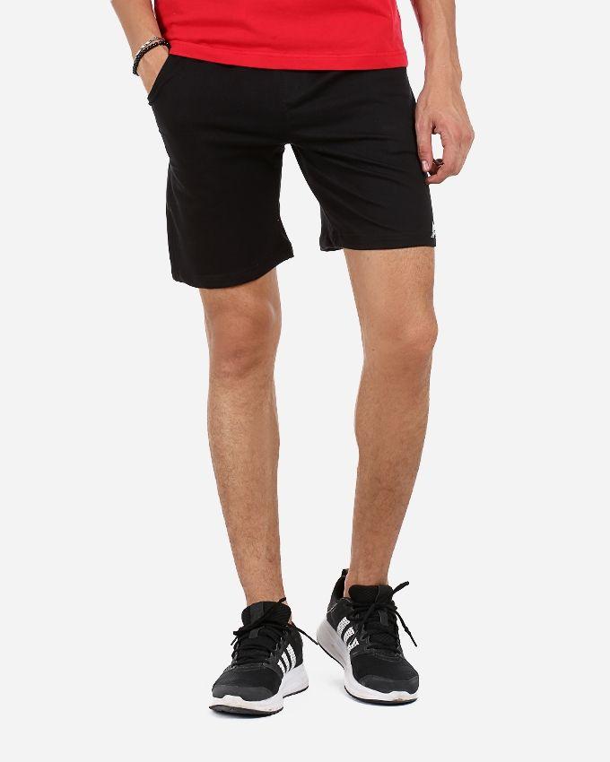 Andora Plain Comfy Short - Black