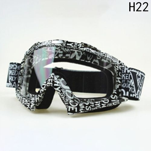 c2054e536441 Fashion Hequeen Windproof Goggles Motocross Motorcycle Dirt Bike Off-Road  Racing Riding Eyewear