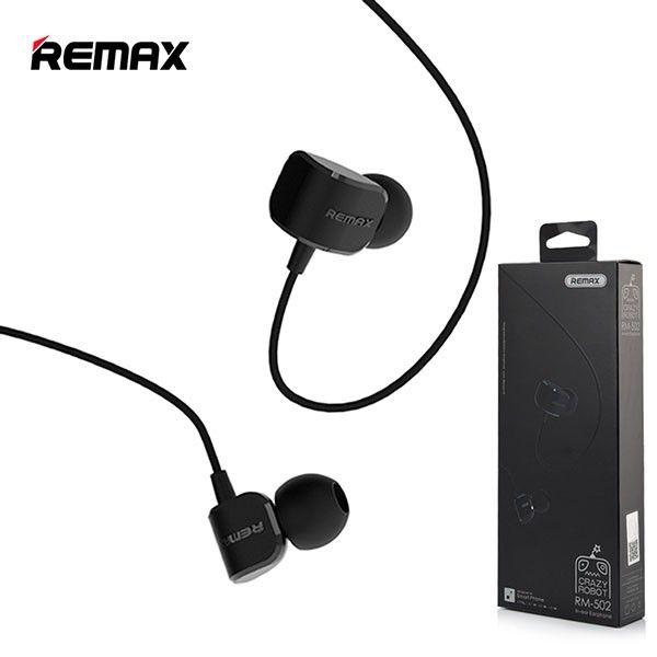 Remax Headset - Black
