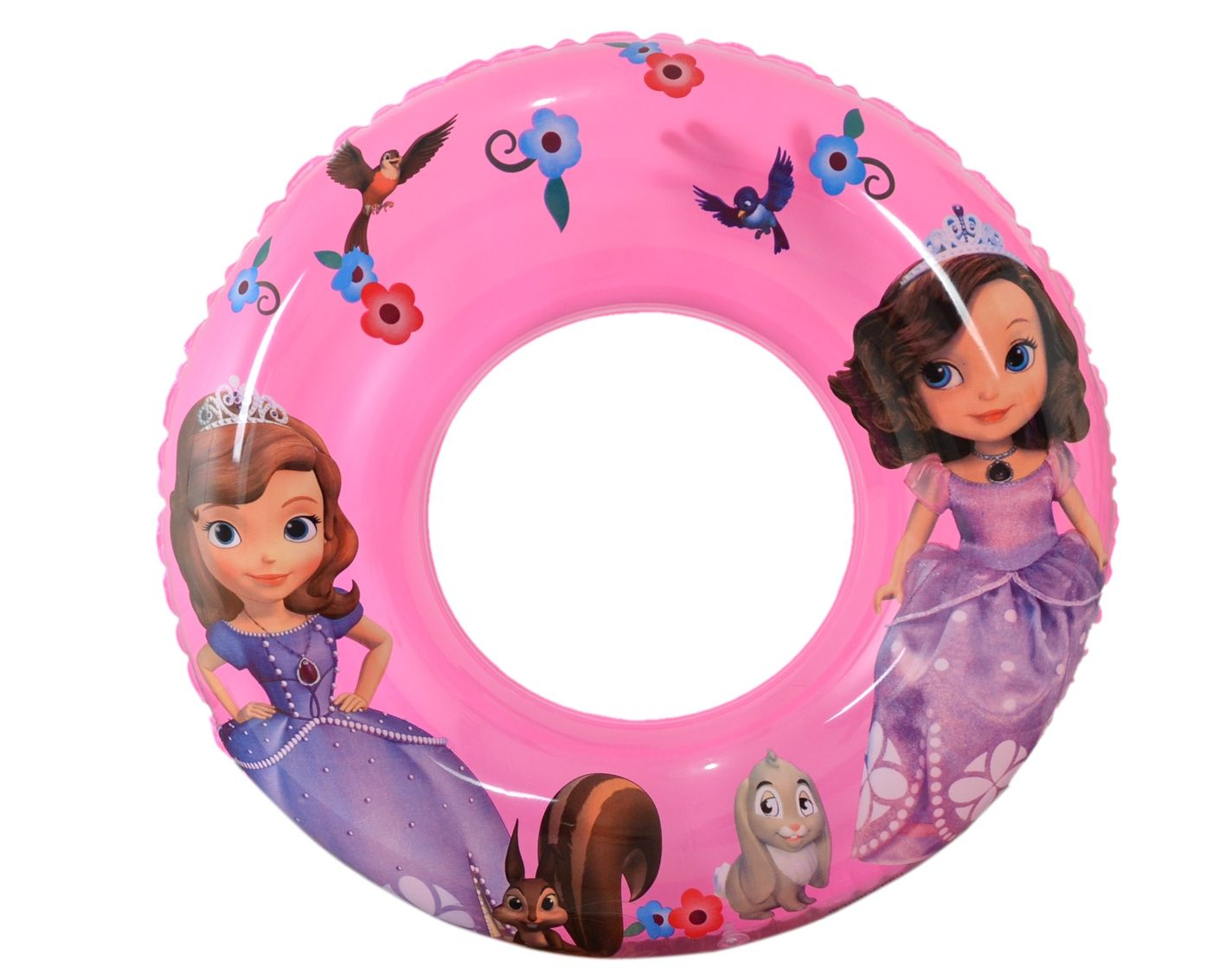 As Seen on TV Floaties Swim Ring (Girls) Medium - Pink