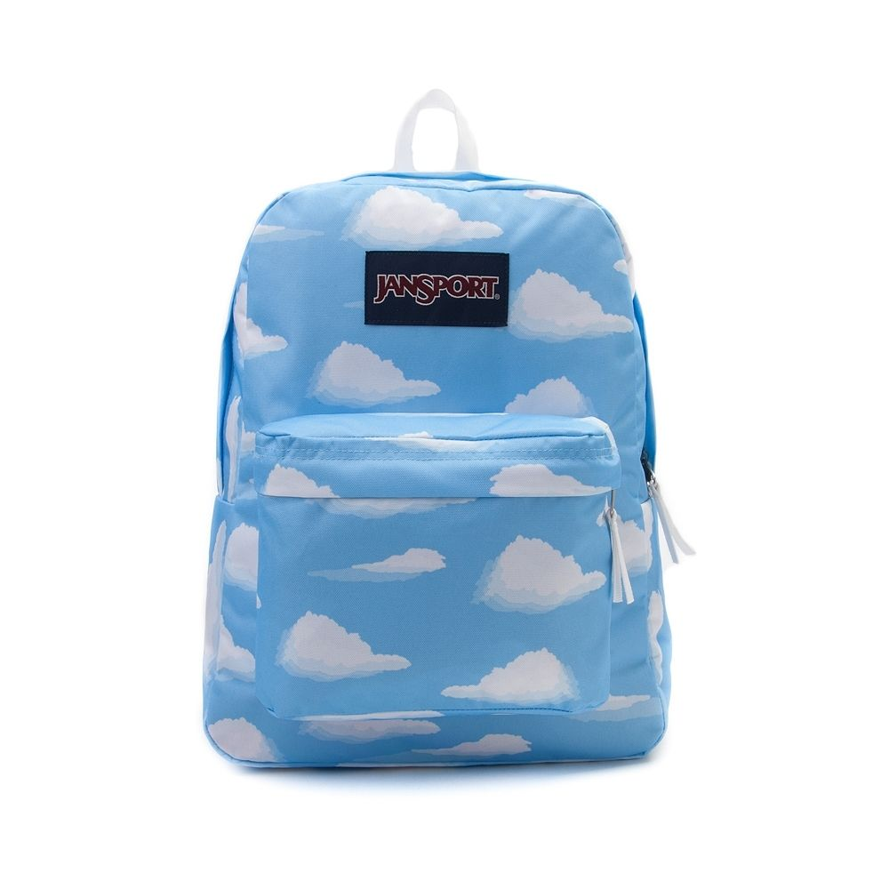 top-rated quality exceptional range of styles official shop JanSport SuperBreak® Backpack - Partly Cloudy Price in Egypt ...