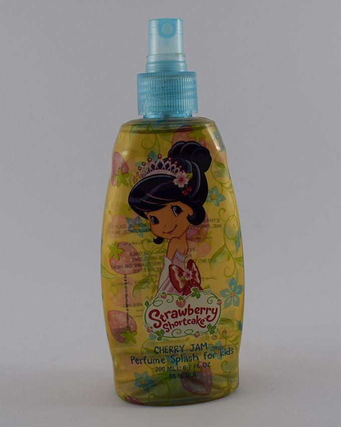 United Care Strawberry Shortcake Perfumed Splash for Kids - 200ml - Cherry Jam