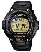 ee58d99234ba4 Casio AQ-S800W-1BVDF ساعة من البلاستيك المطاط - أسود