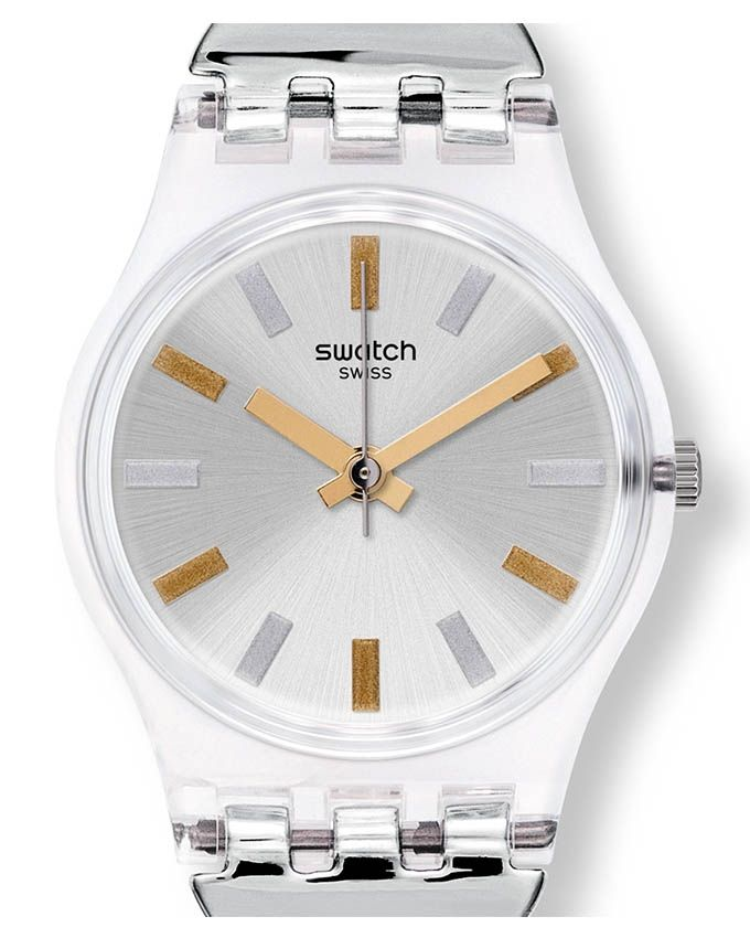 111abad66 سعر Swatch LK348G Stainless Steel Watch – Gold/Silver فى مصر   جوميا ...
