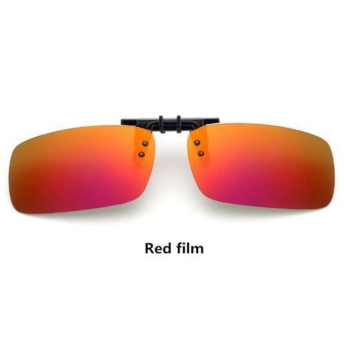 fe1e743e87 Buy Generic Polarized Day Night Vision Clip-on Flip-up Lens Sunglasses  Driving Sunglasses