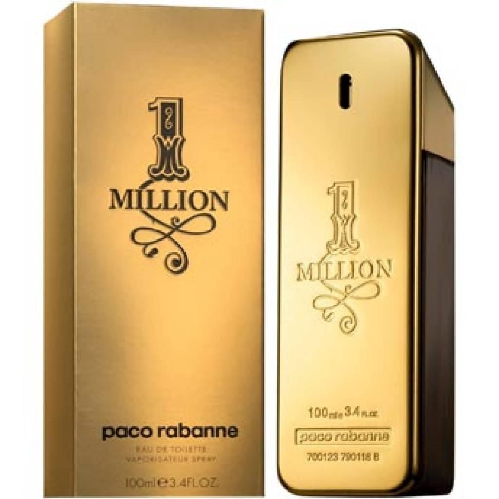 588439a47 سعر Paco Rabanne 1 Million - For Men - EDT - 100ml فى مصر | جوميا ...