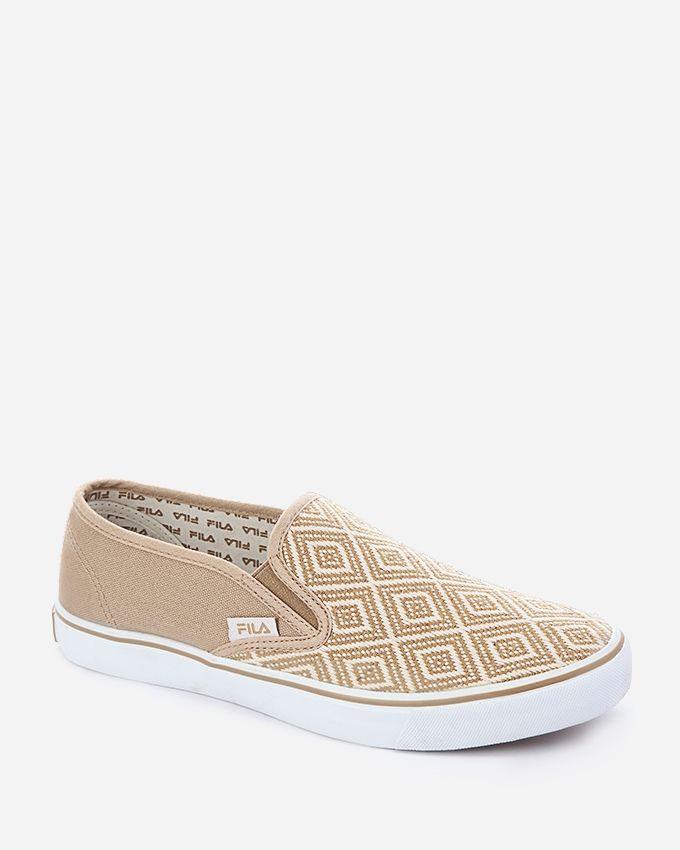 Fila Benito Ogee Shoes - Beige