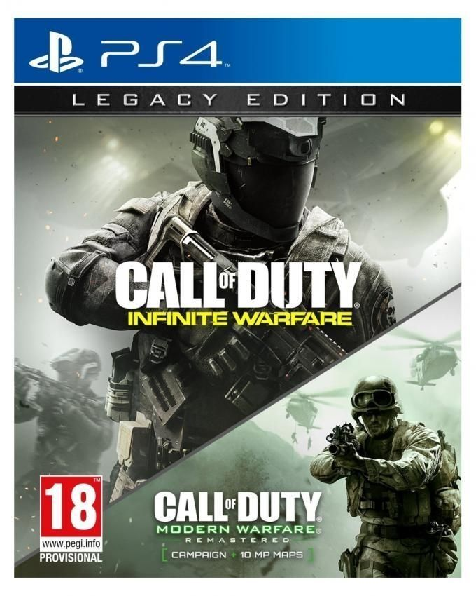 Activision Call of Duty: Infinite Warfare -Arabic Edition Legacy Edition - PS4