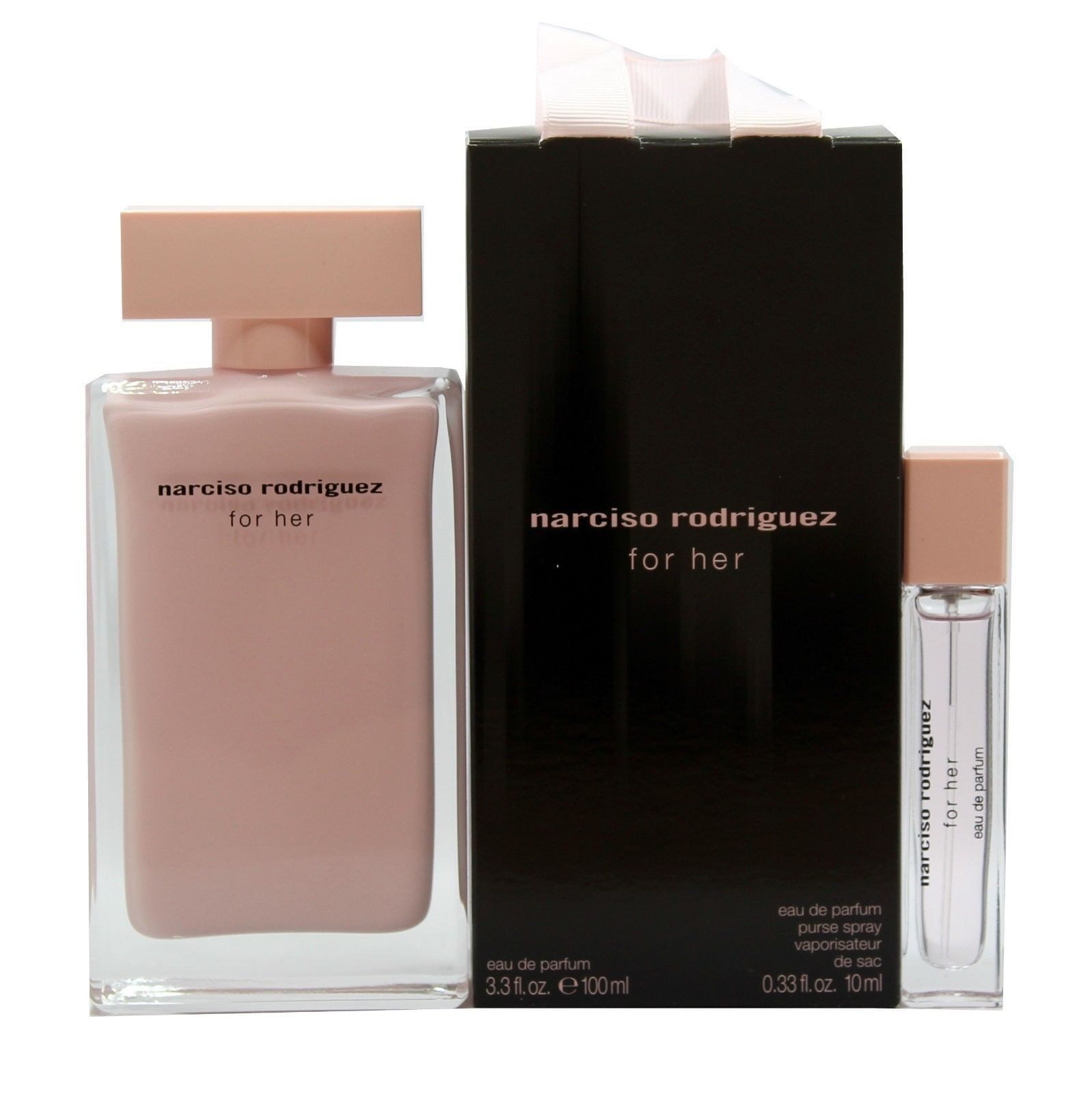 a60a5e5d2 Narciso Rodriguez By Gift Set - EDP - for Women - 100 ml + EDP - 10 ml.  2,250. جنية مصرى