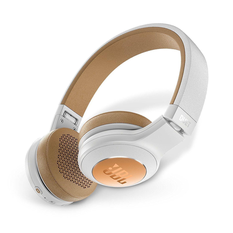 Jbl Duet Bluetooth Wireless On Ear Headphones Gold Pc T290 Earphone