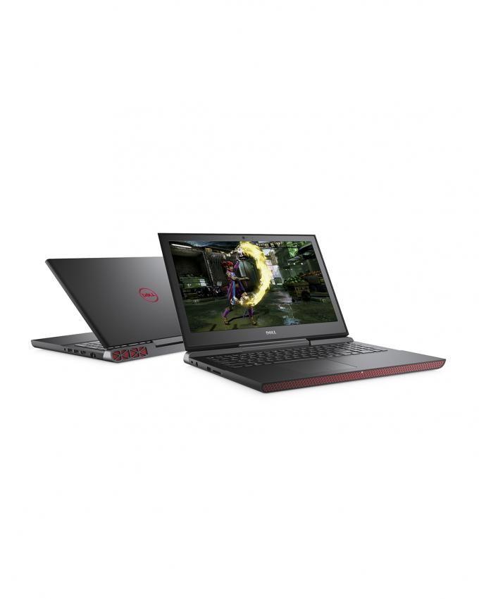 Inspiron 15-7567 Laptop - Intel Core i7-7700HQ - 16GB RAM - 512GB SSD - 4GB GPU - 15.6 UHD - Windows 10 - Black