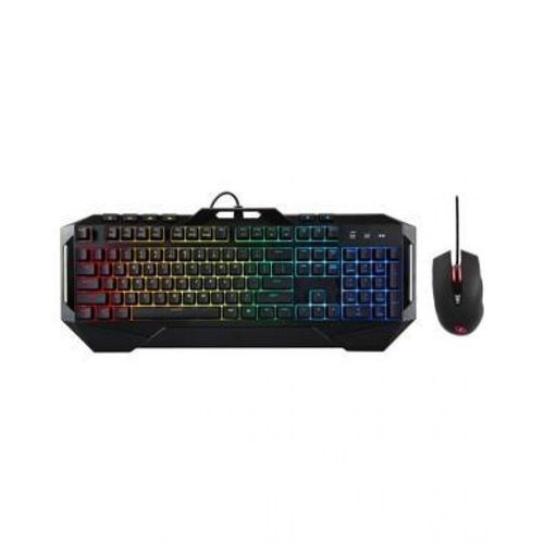 89c02f822a6 Gamma GKM-122 Gaming Keyboard & Mouse - Black Price in Egypt | Jumia ...