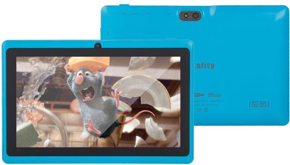 """Zentality C-701 - 7.0"""" - 8GB - 1GB Ram - Wifi - Tablet - Blue"""