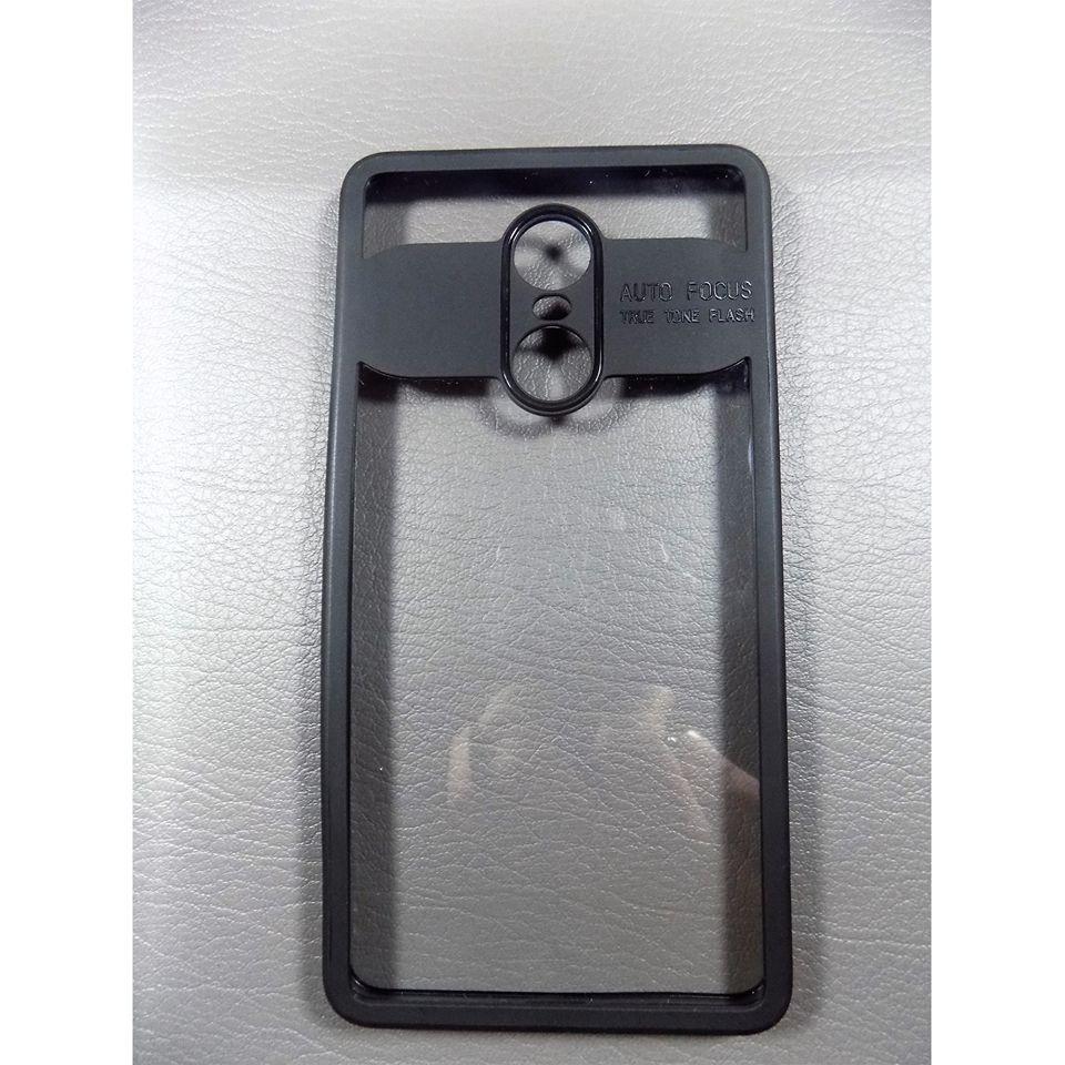 Generic Xiaomi Redmi Note 4 AutoFocus Soft Armor Case -.