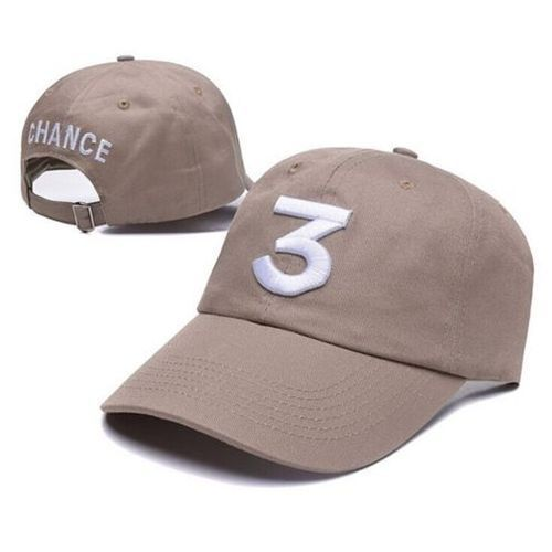 2bc1ca46e07028 Fashion 2017 New Chance The Rapper Baseball Cap Streetwear Dad Hat Coloring  Book CHANCE 3