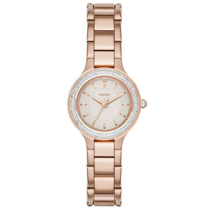 285b2d202 سعر DKNY NY2393 Stainless Steel Watch - Rose Gold فى مصر | جوميا ...