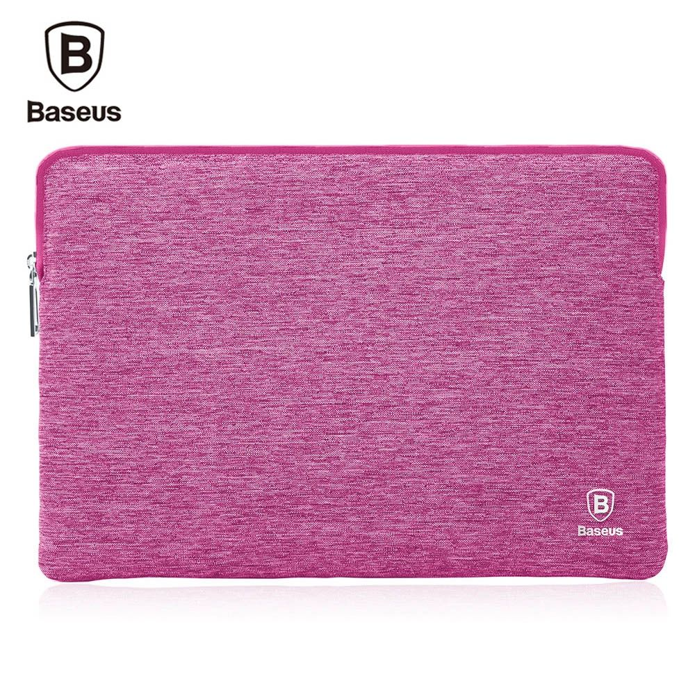 29955e461bff Baseus Laptop Sleeve Cover Case Bag Soft Protective Tablet Pouch For ...