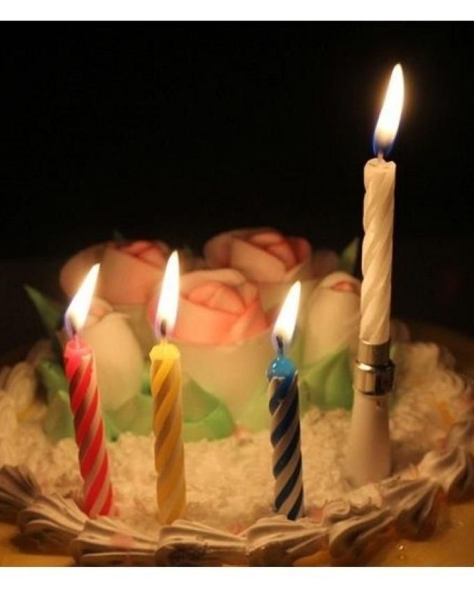 Buy Generic Candle Singing Musical Happy Birthday In Egypt