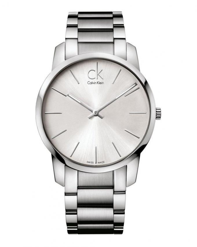 931297fe0 سعر Calvin Klein K2G21126 Stainless Steel Watch - Silver فى مصر ...