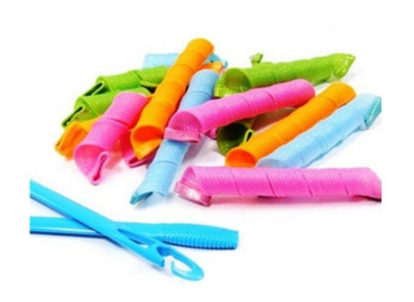Generic Hair Rollers Curler Set - 16 Pcs