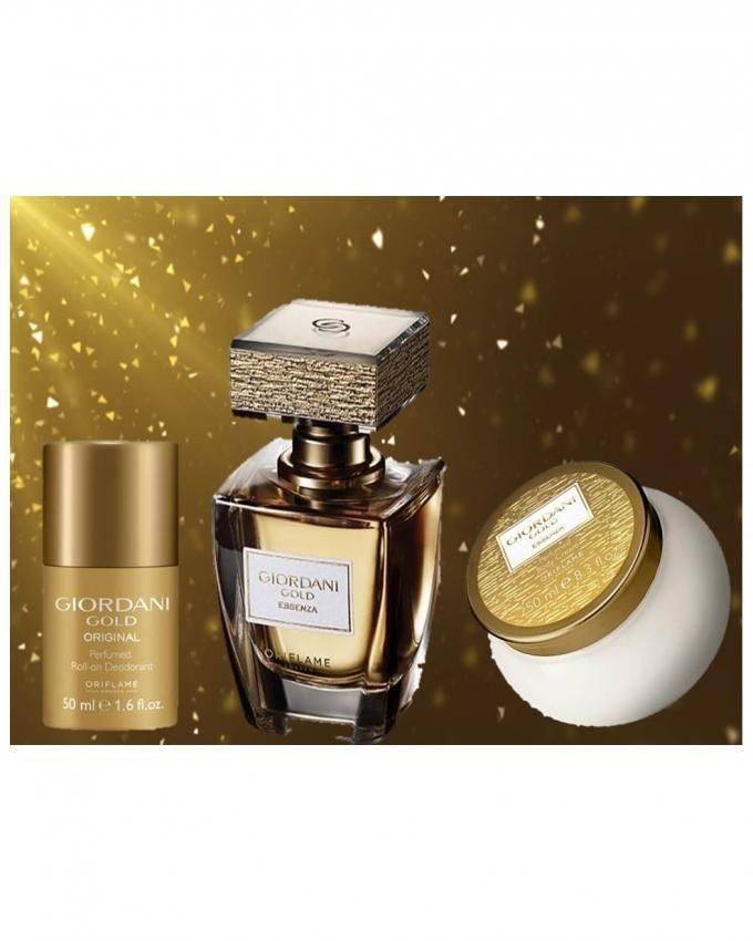 Oriflame Giordani Gold Essenza Edp For Women 50 Ml Perfumed