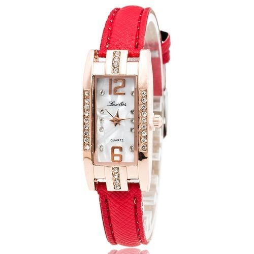 Lvpai Fashion Women s Pointer Quartz Wrist Watch RD   ساعات   كان ... 8ea1f954861