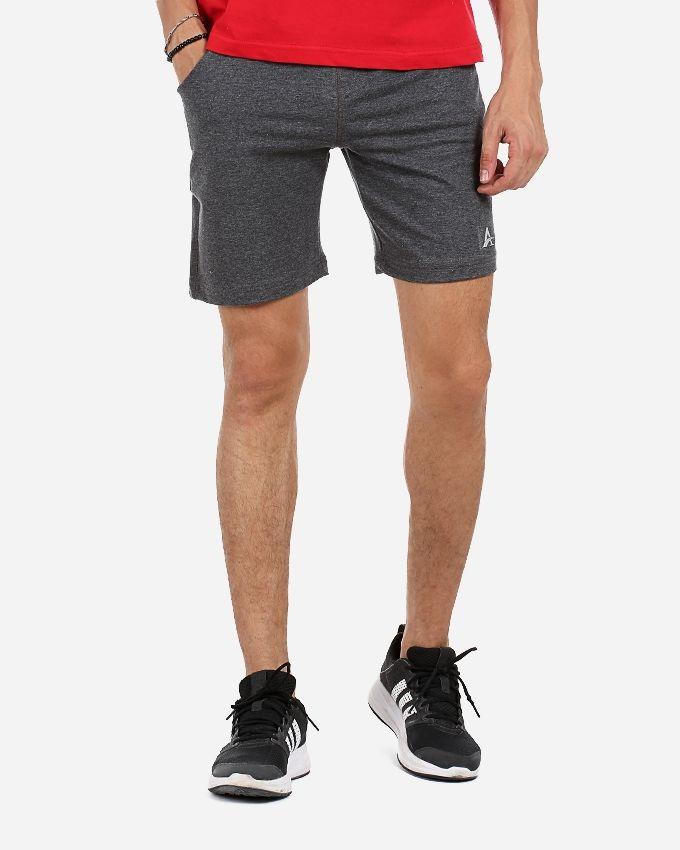 Andora Plain Comfy Short - Grey