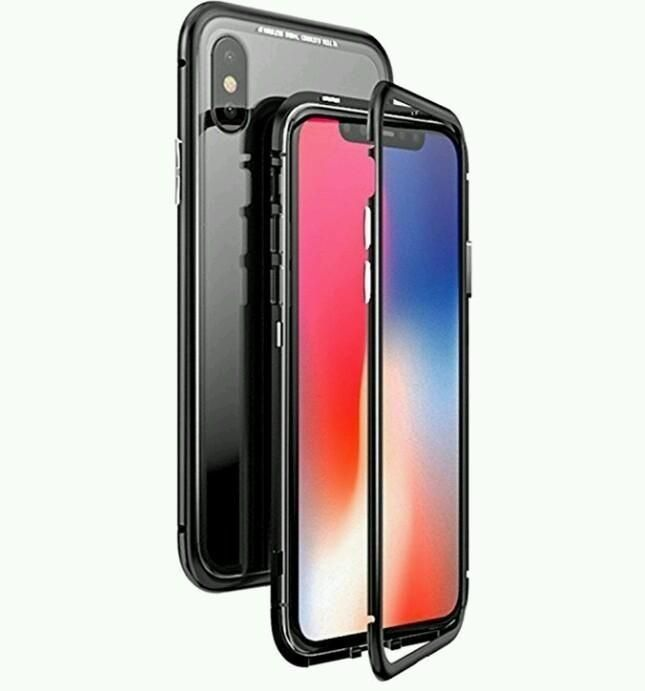 los angeles 2b3c0 8d899 Generic Cover - Iphone X - Black Price in Egypt | Jumia | Mobile ...
