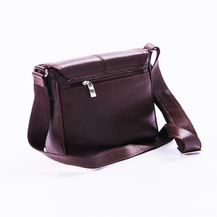 676ef61d583be سعر Leather Shop شنطة كروس جلد طبيعي - بني فى مصر