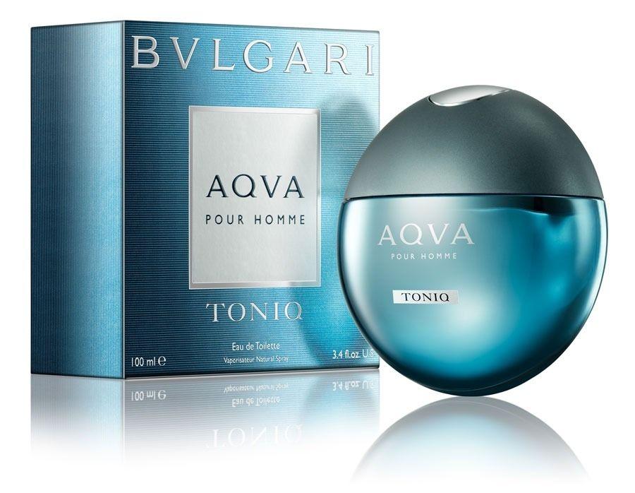 Bvlgari Aqua Toniq - For Men - EDT - 100ml