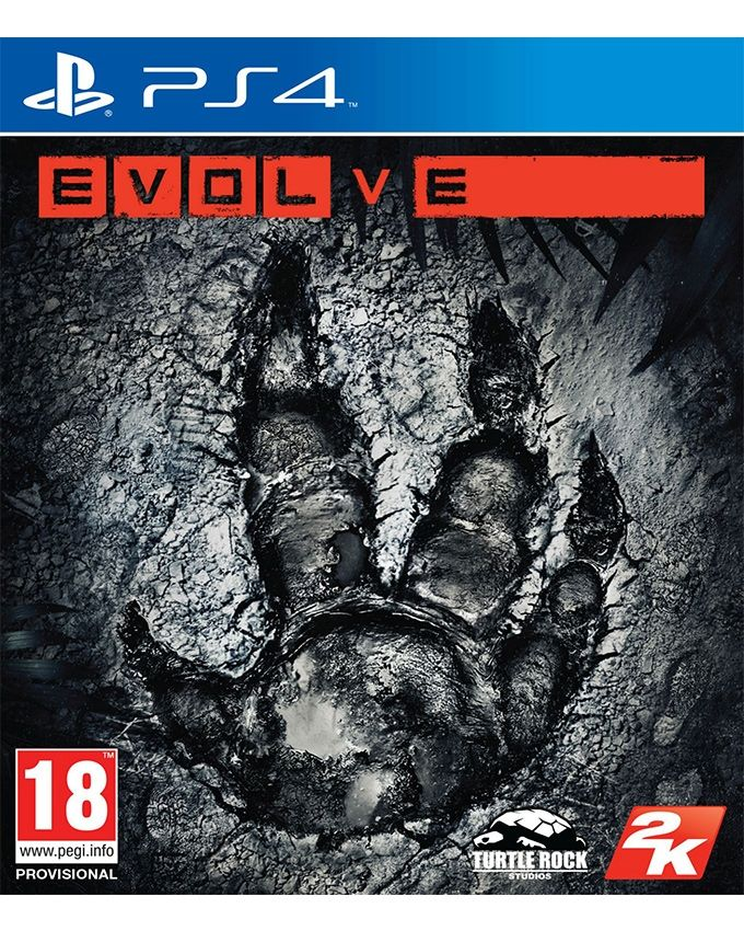 2K Games Evolve - PlayStation 4