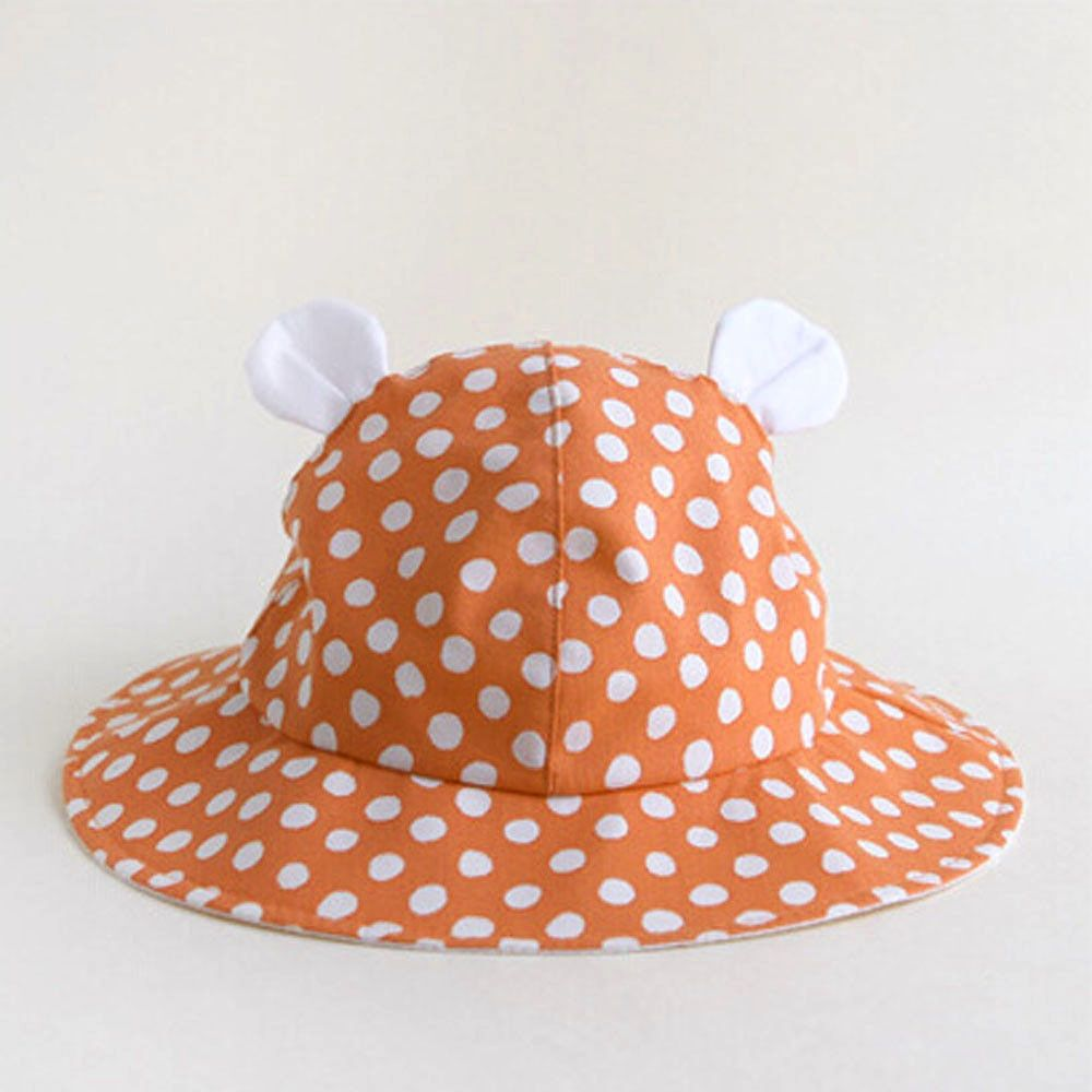 5e084fd34ad Eissely Kids Baby Embroidery Bowknot Soft Brim Flanging Sun Hat Baseball  Peaked Cap