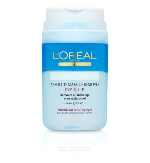 53d2d596c سعر L'Oreal Paris Absolute Make-Up Remover Eye & Lip - 125ml فى مصر ...