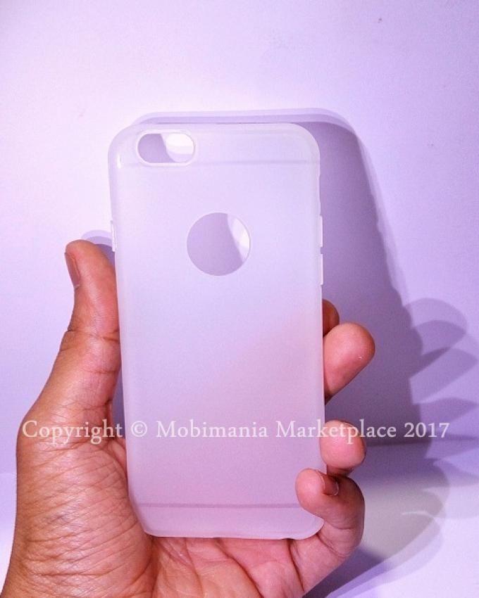 ad5f912c6 سعر Generic Apple Iphone 6 Soft Silicone Case -White Transparent فى ...