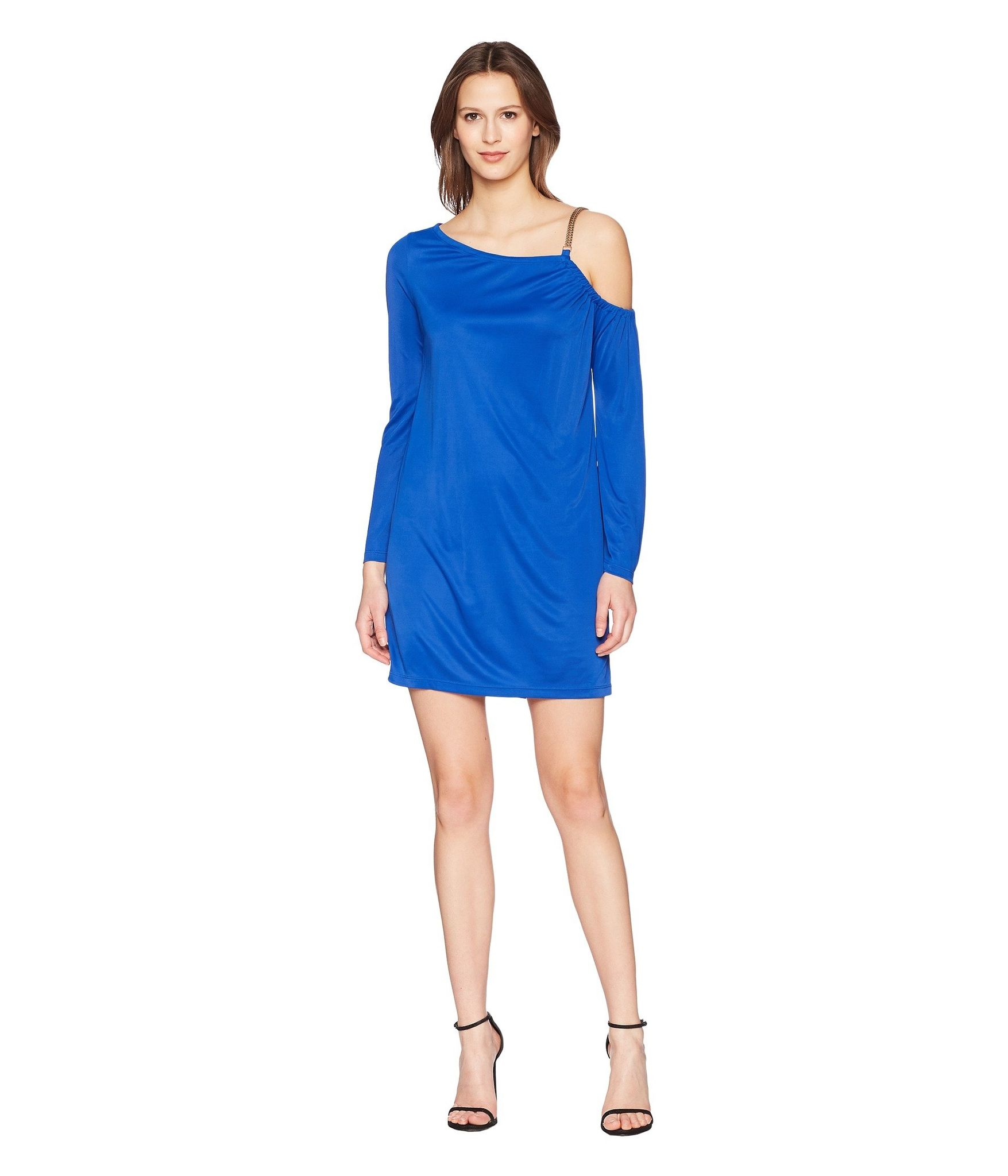 d30a8c9db366 Versace Collection Abito Donna Chain Strap Dress