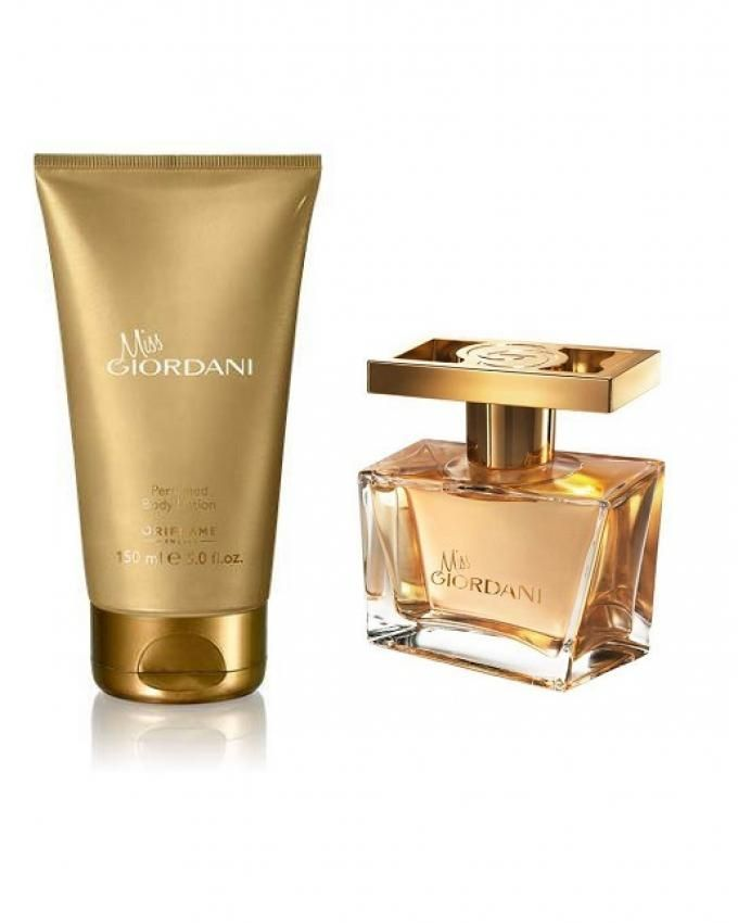 Oriflame Miss Giordani Eau De Parfum Perfumed Body Lotion Price In