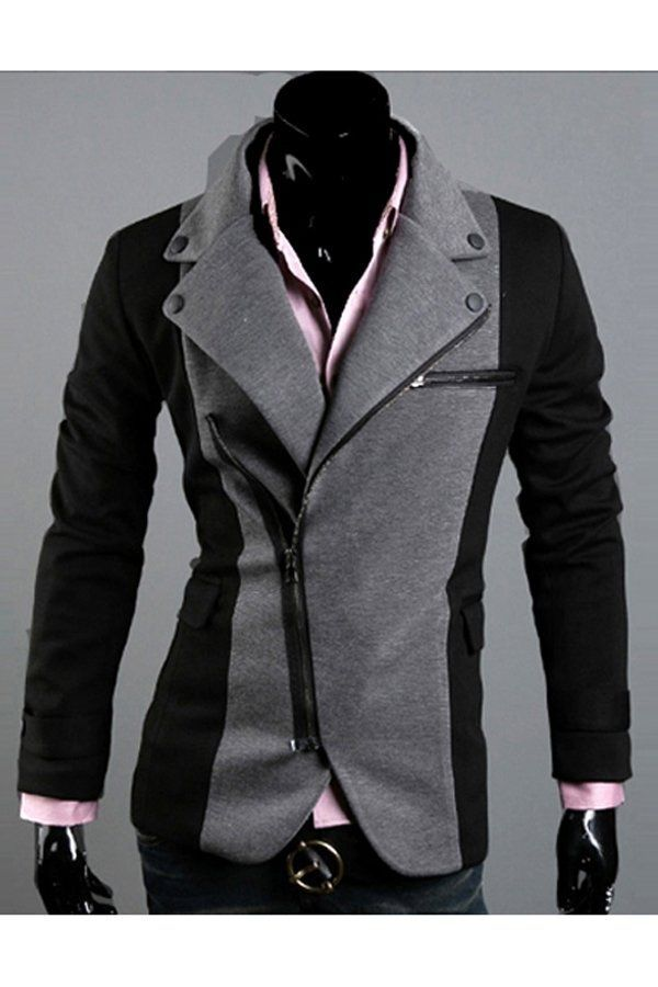 5056cb0c3 سعر Sunweb Men Cool Slim Casual Zip Jacket Black فى مصر | جوميا ...