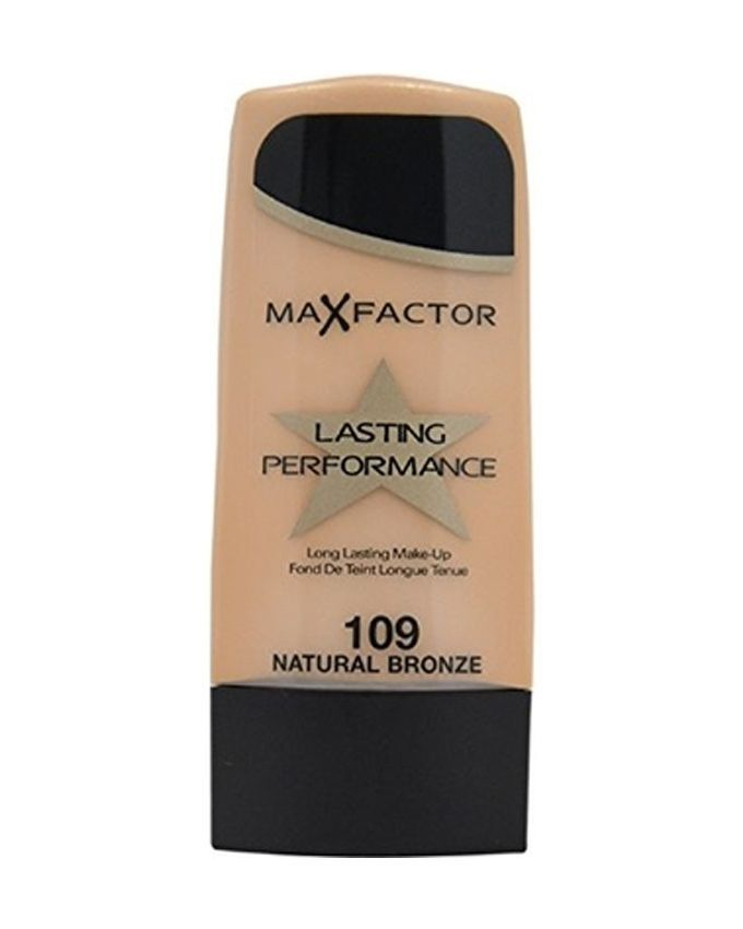 f164a3219cd54 Max Factor Long Lasting Performance Make Up Foundation - 35 ml - 109  Natural Bronze
